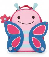 Skip Hop Lunchies Lunch-Tasche, Schmetterling