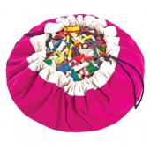Play&Go Spielzeugtasche, Fuchsia