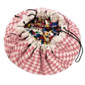 Play&Go Spielzeugtasche, Diamond Pink