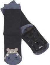 MALA Babysocken mit Anti-Rutsch-Sohle (ABS), Hippo