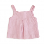 Aden Anais Blouse (Smock Top), 3-6 Monate Lovely Pink