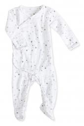 Aden Anais Strampler (Kimono), 6-9 Monaten, Night Sky