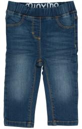 Minymo Basics - Soft Jeans Hosen, hellblau (unisex)