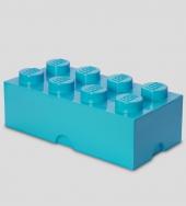 LEGO Storage Brick 8, azure