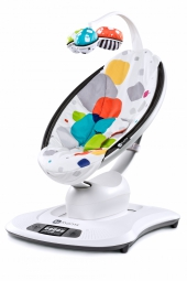 4moms mamaRoo 3D-Wippe 4.0, Plush Multicolor