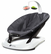 4moms bounceaRoo Babywippe Dark Grey