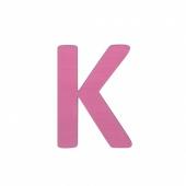 Sebra Deko-Buchstaben K, Pink