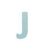 Sebra Deko-Buchstaben J, Dusty Mint