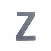 Sebra Deko-Buchstaben Z, Grau
