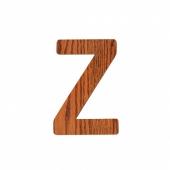 Sebra Deko-Buchstaben Z, Natur