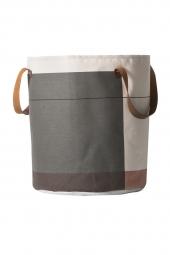 Wäschekorb von ferm living, Colour Block, klein