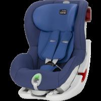Britax Römer King II ATS Autositz, Ocean Blue 2018
