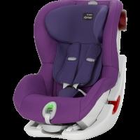 Britax Römer King II ATS Autositz, Mineral Purple 2017