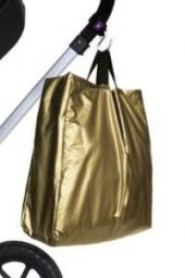 Think King Kinderwagentasche -  gold