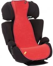 AeroMoov Air Layer, Sommer-Sitzeinlage für Kindersitze Gr. 2/3 - red