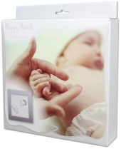 Hand & Fußabdruckset Happy Hands - 3D Deluxe