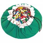 Play&Go Spielzeugtasche, Grün