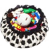 Play&Go Spielzeugtasche, Football
