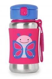 Skip Hop Sportflasche, Schmetterling