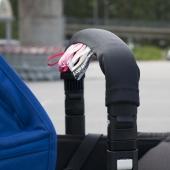 AddBaby Kinderwagenbügel-Bezug, Pink
