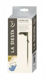 La Siesta Fixing Set Home Rope