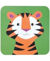 Tischauflage, Tiger