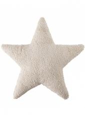 Lorena Canals Kissen, Star Cream