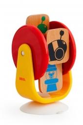 Brio Memo-Spielrad für Hochstuhl