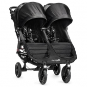 Baby Jogger City Mini GT Double, Schwarz 2019