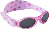 Banz Baby Sonnenbrillen Dooky Pink Stars, 0-2 Jahre