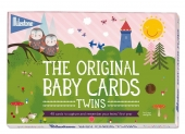 Milestone Baby Cards, Zwillinge, 48 Karten - Deutsche Version