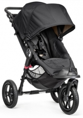 Baby Jogger City Elite inkl. Handbremse, Schwarz 2019