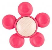 FiO+ Holzgreifling, Blume pink