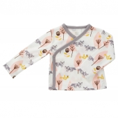 Fresk Wickelshirt, Fox pink