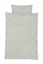 Ferm Living Bettwäsche, Adult (140x200), Mint Dots