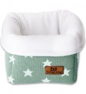 Babys Only Aufbewahrungskorb, Sterne/ Mint