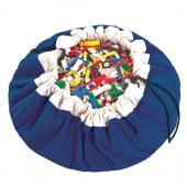 Play&Go Spielzeugtasche, Cobalt Blau