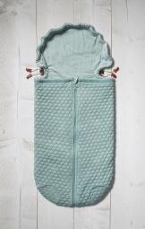 JOOLZ Essential Nest für Wanne & Autositz Honeycomb, Mint
