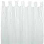 Sugarapple Vorhang 2er Pack, Sterne Mint