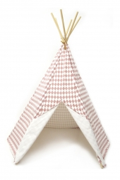 NOBODINOZ Tipi-Zelt Arizona, Pink Diamonds