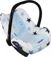 Dooky Babyschalenbezug - Blaue Sterne