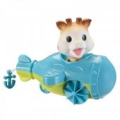 Sophie La Girafe, Submarine