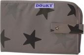 Dooky 3-in-1 Wickelset, Grey Stars