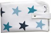 Dooky 3-in-1 Wickelset, Blaue Stars