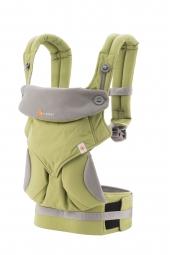 Ergobaby Babytrage 360° 4-Positionen, Grün