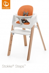 STOKKE Steps Baby-Set Kissen, Orange