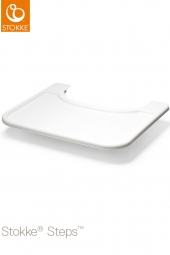 STOKKE Steps Tray, weiss