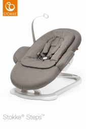 STOKKE Steps Bouncer Wippe, Grau