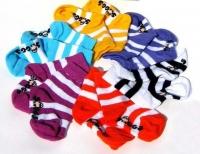 Soggs 6 Paar Socken, Stripe