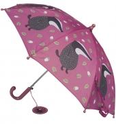 Rex London Kinder Regenschirm, Mr Badger